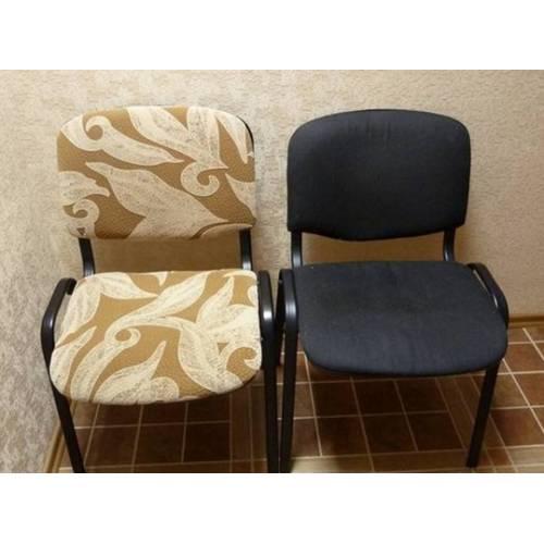 Перетяжка стульев своими руками 37