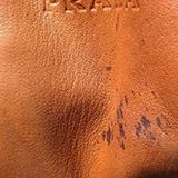 Чем оттереть маркер с кожзама