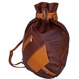 Как сшить рюкзак из кожзама?