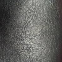 Чёрный кожзам AJAX 600