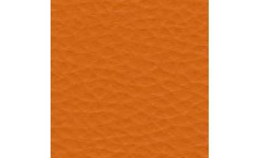Негорючая искусственная кожа ULTRA оранжевая