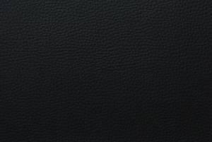 Искусственная кожа ПВХ ECO черная 600