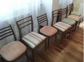 Обивка кухонных стульев